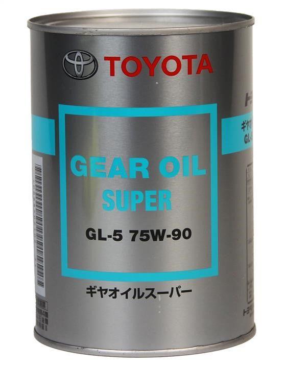 Масло трансмісійне 75W-90, 1л (вир-во Toyota)