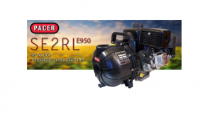 Мотопомпа E950 PACER (США) - бензин