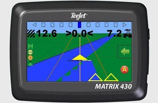 Навігатор Matrix 430 з антеною RXA-30 антеною, TeeJet