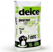 Антиожеледний реагент Deice Mix Green кристалл - 15 кг.