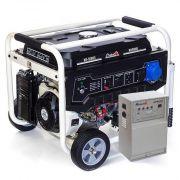 Бензиновий генератор Matari MX9000E + Блок керування ATS 1P50/3P25