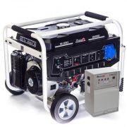 Бензиновий генератор Matari MX10000E + Блок керування ATS 1P50/3P25