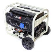 Бензиновий генератор Matari MX11000EA + Блок керування ATS 1P64/3P32