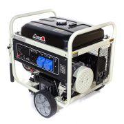 Бензиновий генератор Matari MX13003EA + Блок керування ATS 1P64/3P32