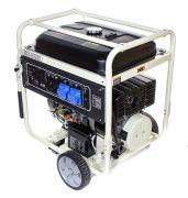 Бензиновий генератор Matari MX14000EA + Блок керування ATS 1P64/3P32