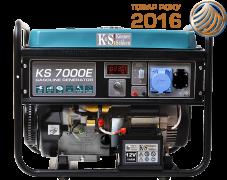 Бензиновый генератор KS 7000E Könner & Söhnen (000000005)