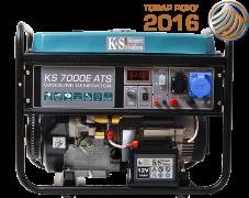 Бензиновый генератор KS 7000E ATS Könner & Söhnen (000000004)