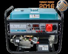Бензиновый генератор KS 7000E-3 ATS Könner & Söhnen (000000736)