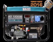 Бензиновый генератор KS 10000E Könner & Söhnen (000000007)