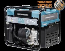 Інверторний генератор KS 3000i Könner & Söhnen (000001094)