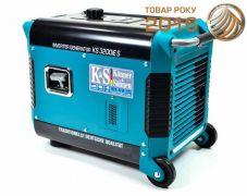 Інверторний генератор KS 3200iE S Könner & Söhnen (000001092)