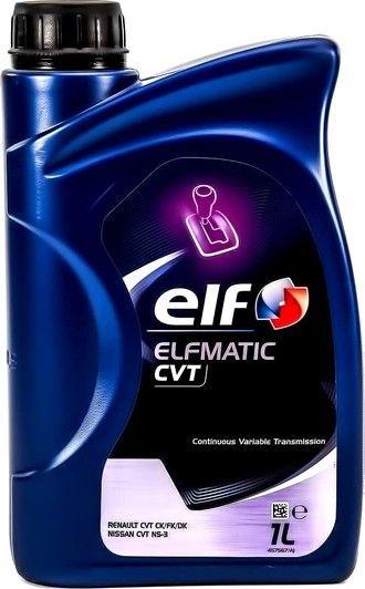 Трансмісійна олива  ELF Elfmatic CVT (Каністра 1л)