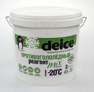 Противогололедные материалы Deice Mix Green кристалл - 4,5 кг.