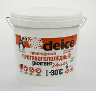 Антиожеледний реагент Deice Power кристал - 4,5 кг.