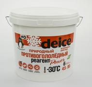 Антиожеледний реагент Deice Power кристал - 2,5 кг.