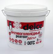 Антиожеледний реагент Deice Ultra кристал - 4,5 кг.