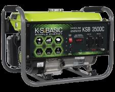 Бензиновый генератор KSB 3500C Könner & Söhnen (000002497)