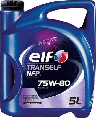 Трансмісійна олива  ELF TRANSELF NFX SAE 75W (Каністра 5л)
