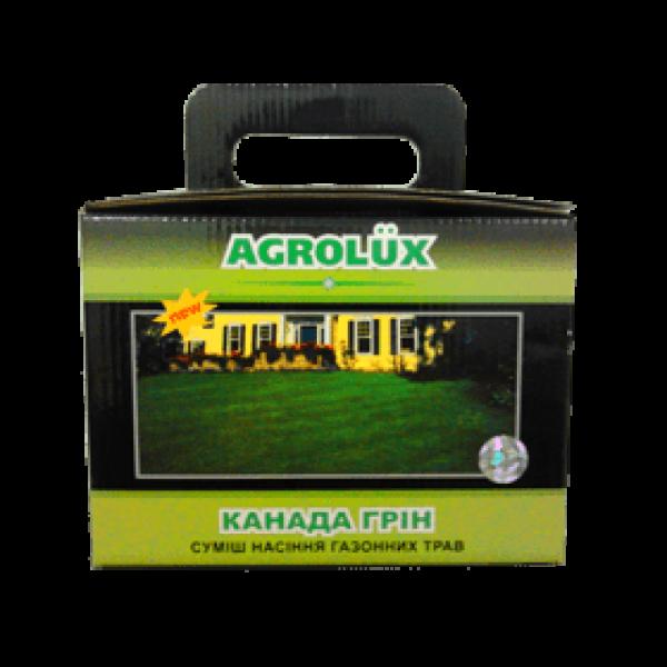 Газонна травосуміш Канада Грін AGROLUX