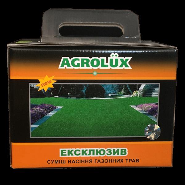 Газонна травосуміш Ексклюзив AGROLUX