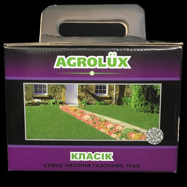 Газонна травосуміш Классік AGROLUX