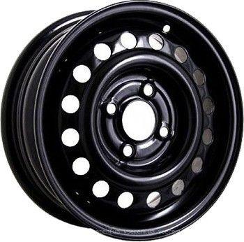 Диск колісний 14х5,5J  4х98  ET35 DIA 58,5 ВАЗ 2110-2112 (чорний) (вир-во Magnetto)