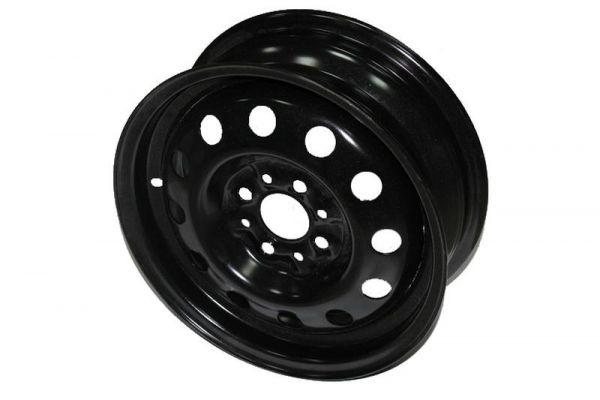 Диск колісний 14Н2х5,0J ВАЗ 2112 /чорний/ (вир-во АвтоВаз)