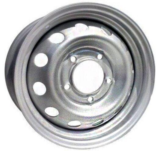 Диск колісний 15H2х6,0J  ET48  НИВА-CHEVROLET (металік) (вир-во КрКЗ)