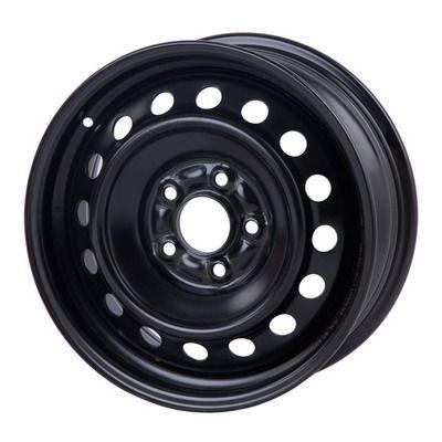 Диск колісний 15х6, 0 УАЗ чорний (вир-во КрКЗ)