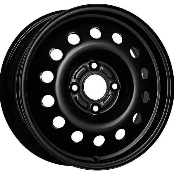 Диск колісний 15х6,0 4x100 ET48 DIA 54,1 Hyundai Solaris (чорний) (вир-во Magnetto)
