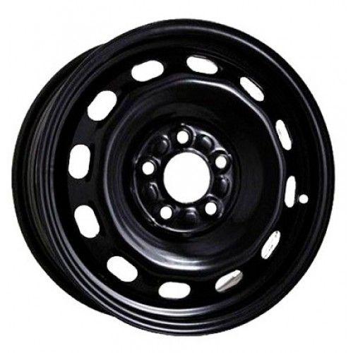 Диск колісний 15х6,0  5x108 ET52,5 DIA 63,3 Ford Focus II (чорний) (вир-во Magnetto)