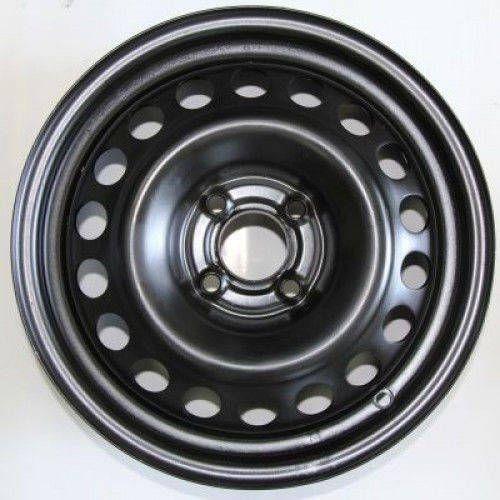 Диск колісний 15х6,0J 4x114,3 Et 45 DIA 56,6 CHEVROLET LACETTI чорний (в упак.) ДК