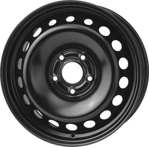 Диск колісний 16х6,5 5x108 ET50 DIA 63,3 Ford Focus III (чорний) (вир-во Magnetto)