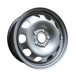Диск колісний 16х6,5 5x114,3 ET50 DIA 66 Renault Duster (срібл. металік) (вир-во Magnetto)