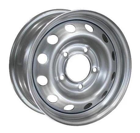 Диск колеса металевий R16 (сріблястий)