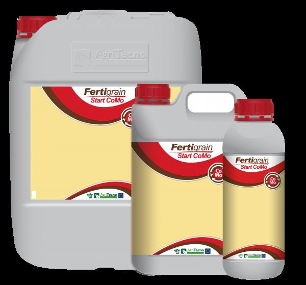 Біостимулятор для обробки насіння Fertigrain Start Como AgriTecno