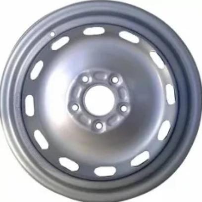 Диск колісний 15х6,0  5x108 ET52,5 DIA 63,3 Ford Focus II (срібл. металік) (вир-во Magnetto)