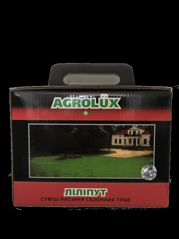 Газонна травосуміш Міні Грін (Ліліпут) AGROLUX