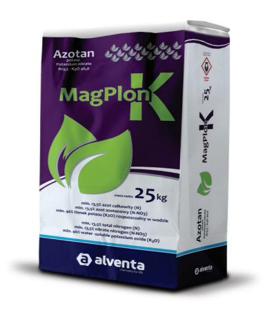 Нітрат калію Magplon K (Польша) Alventa - 25 кг