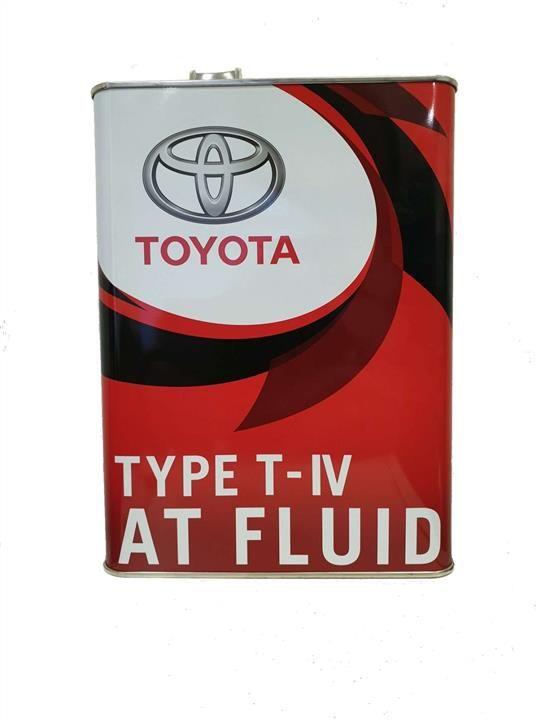 Масло трансмісійне ATF TYPE T4, 4л   (вир-во Toyota)