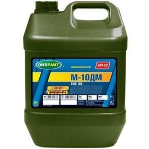 Олива моторна OIL RIGHT М10ДМ SAE 30 CD 10л