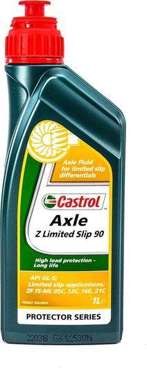 Олива трансмісійна Castrol AXLE Z LIMITED SLIP 90 (Каністра 1л)