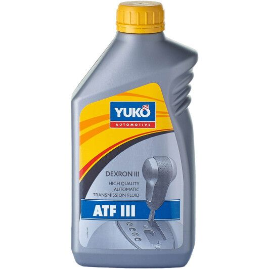 Олива трансмісійна мінеральна YUKO SAE 90, API GL3
