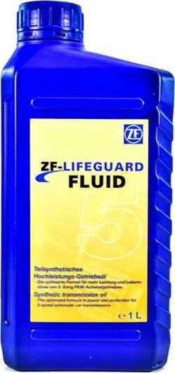 Олива трансмісійне ZF LIFEGUARDFLUID 5 - 1л