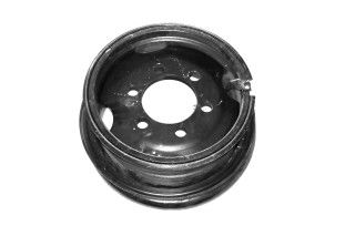 Диск колісний ГАЗ 33081 САДКО, 66 (R18х9.0, 6 шпильок, з двома кільцями)