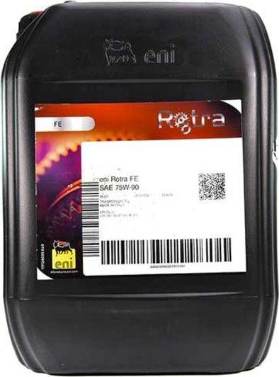 Трансмісійна олива   AGIP 75W/90 GL-4 (Каністра 20л)