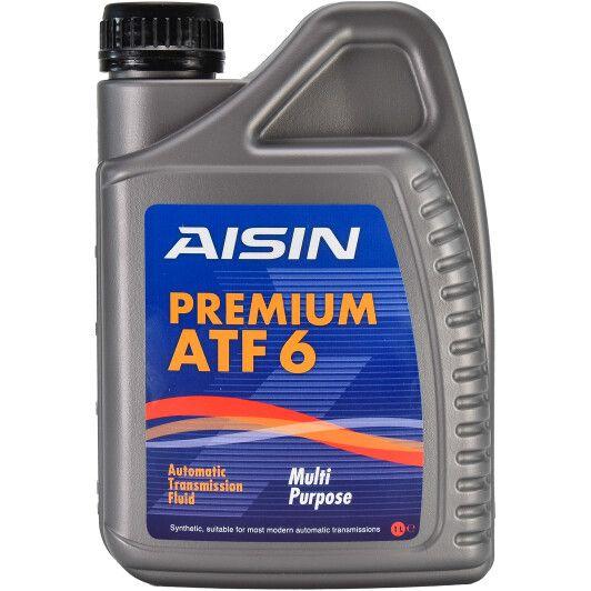 Трансмісійна олива   AISIN ATF6 DEXRON- III (Каністра 1л)