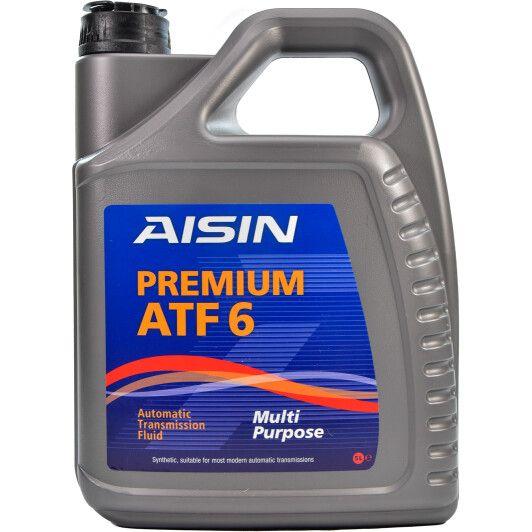 Трансмісійна олива  AISIN ATF6 DEXRON- III (Каністра 5л)