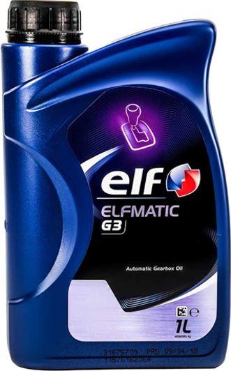 Трансмісійна олива  ELF Elfmatic G3 (Каністра 1л)