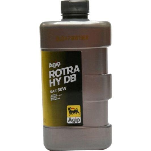 Трансмісійна олива   Eni ROTRA HY DB 80W GL-4  (Каністра 1л)